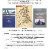 AMIAZĂ CULTURALĂ BUCOVINEANĂ