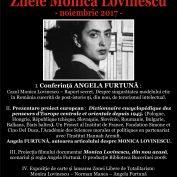 Zilele Monica Lovinescu, Ediția 2017, la Suceava