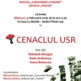 Cenaclul USR Filiala Iași