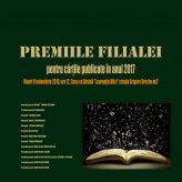 PREMIILE FILIALEI IASI A  USR PENTRU CARTILE PUBLICATE IN 2017