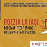 """Festivalul Internațional """"Poezia la Iași"""""""
