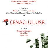 Cenaclul USR -Filiala Iași