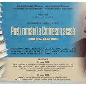 Botoșani: Poeți români la Eminescu acasă