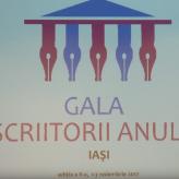 Gala Scriitorii Anului 2017